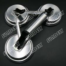 Suction Cup Floor Tile Dent Puller Glass Granit Lifter Vacuum Tripod Tool Handle