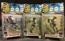 1999 MCFARLANE TOYS SLAPSHOT THE HANSON BROTHERS COMPLETE 3 FIGURE SET HOCKEY