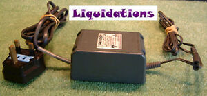 Philips AC Adapter 0145/35 for 505 510 555 Dictation Equipment -PSU Power Supply