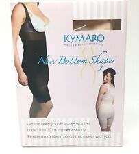 Kymaro Womens New Bottom Shaper Size Large Beige Shapewear  Smoothes and Lifts