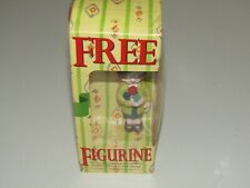 Wallace and Gromit miniature tiny hand painted resin figure - Wendolene - boxed