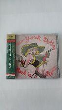 New York Dolls Rock 'N Roll  SHM-CD UICY 90860 Japan CD