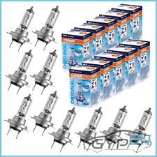 10x OSRAM HALOGEN-LAMPE H7 SET ORIGINAL LINE BIRNE AUTOLAMPE  31288947