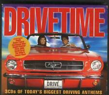 DRIVETIME 3-CD BOX Oasis Killers Snow Patrol The Cult La's The Smiths