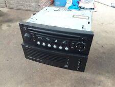 PEUGEOT 307 STEREO CD PLAYER CHANGER / RADIO HEAD UNIT CC 180 RD4 N1 - 00 HDi
