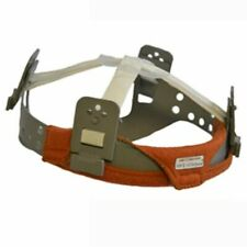 Weldas SWEATSOpad Hard Hat Welding Sweatbands - Orange. 2 Packs Of 2 Each