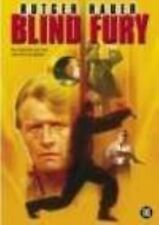Blind Fury Region 2 IMPORT DVD 1989