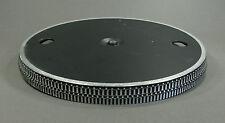 Technics SL-D2 (SLD2) Turntable REPAIR PART - Original Metal Platter (has marks)