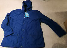 Mens Barbour Ashbrooke Rain Waterproof Blue Jacket XXL.BNWT
