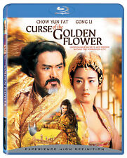 Curse of the Golden Flower (2007, Blu-ray NEUF) BLU-RAY/WS