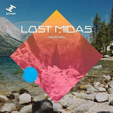 Lost Midas : Undefined CD (2017) ***NEW***