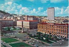 1964 NAPOLI Piazza Municipio e Grattacielo - ediz. Rotalcolor 42