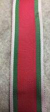 Bulgaria - Ribbon for the Yambol Rail Raod Medal