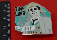 Danbury Mint Enamel Pin Badge BBC TV Doctor Who Dr Who The 7th Seventh Doctor