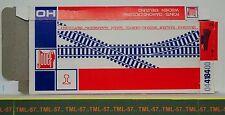 Boite Vide JOUEF SNCF HO pour Aiguillage Electrique Droite - ref 04 4184 00 -TBE