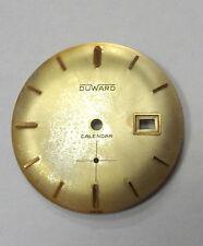 Esfera DUWARD CALENDAR 31 mm Original Dial Vintage