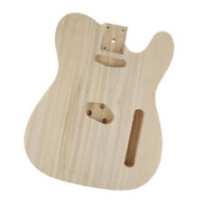 Guitar Body Unfinished DIY for TL Electric Guitar Barrel Replacement Kit