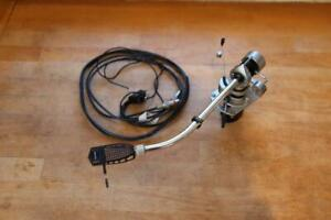 SME 3009 tonearm, detachable headshell, stunning from Krescendo HiFi