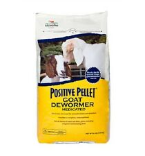 Manna Pro Goat Medicated Positive Pellet Dewormer Vitamins Minerals 6 lb $5 off!