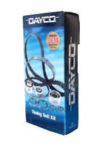 DAYCO Timing Belt Kit fits Citroen C5 / C6 TURBO DIESEL 2.7L DT17BTED4 KTBA288