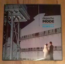 Depeche Mode – Some Great Reward Vinyl Album LP 1984 Mute – STUMM 19 A1 B1