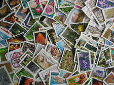 FRANCE collection 127 different used stamps issued in 2012 includes 10 long sets