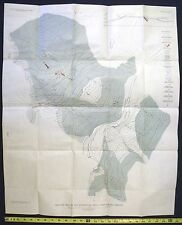 Usgs Chrome Mines, Curry and Josephine Counties Oregon 1940 With Original Maps!
