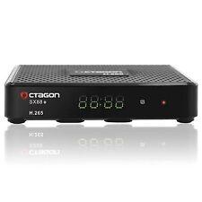 Octagon Sx88 Ca HD HEVC Full HD Stalker IPTV Multistream SAT Dvb-s2 Receiver
