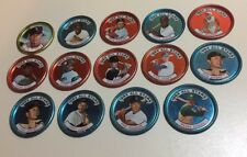 Vintage 1963/1964 All Stars Baseball Coins Lot of 14