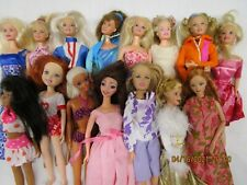 Mattel Barbie Lot! Good Condition W/ Clothing And Accessories P2