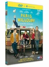 "DVD ""Paris Willouby"" Quentin Reynaud - Isabelle Carré    NEUF SOUS BLISTER"