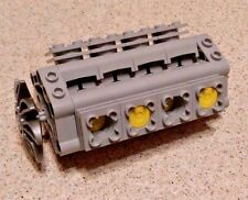 LEGO Technic - V8 Engine with Fan, Gear (Motor, Piston, Crank Shaft) - new parts