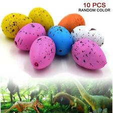 10x Funny Magic Hatching Dinosaur Add Water Growing Dino Eggs Educational Toy DH