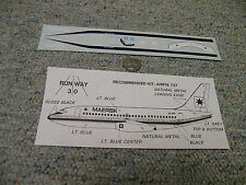 Runway 30 decals 1/144 Boeing 737 Maersk Qq8