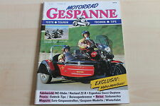 149881) Moto Guzzi California 1100i Walter - Gespanne 11/1995