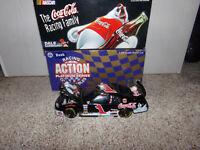 1/24 DALE EARNHARDT JR #1 POLAR BEAR BW/BANK 1998 ACTION NASCAR DIECAST