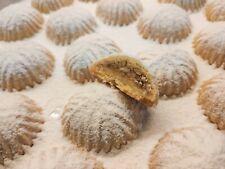 Maamoul From Lebanon - Homemade Dates, Walnuts, Pistachios Cookies Eid Ramadan