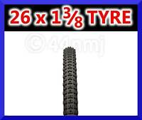 Bike Bicycle 26 x 1 3/8 1? Street Road Tyre Tire x 1
