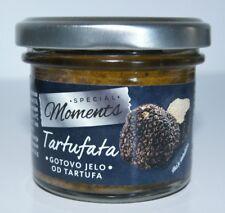 Tartufata  Black and White Truffles with Champignons 100g
