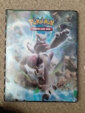More details for pokemon ultra pro 9 pocket portfolio album folder xy breakthrough used