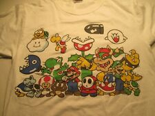 Mens T shirt Small Nintendo 2010 Mario Bros.