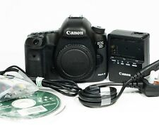 Canon EOS 5D Mark III 22.3MP Digital SLR Camera Body Only - Shutter count 81,171