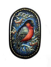 Russisch Lack Verpackung Vogel #4114.21
