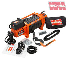 ELECTRIC WINCH 17500lb 12V SL SYNTHETIC WINCHMAX 4x4/RECOVERY WIRELESS DYNEEMA