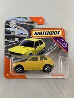 Matchbox - '76 Honda Civic CVCC (2020 Short Card) Diecast 1:64 - BOXED SHIPPING