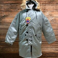 Extreme Cold Weather N3B Arctic Parka - Made in USA by Corinth - M - Brand New
