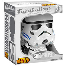 "STAR WARS - Stormtrooper 7"" Fabrikations Plush (Funko) #NEW"