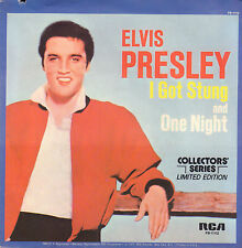 "ELVIS PRESLEY - I Got Stung (1977 US VINYL SINGLE 7"" COLLECTORS' SERIES)"