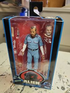 """NECA Alien Ash 40th Anniversary 7"""" Action Figure Collection Wave 3 New"""