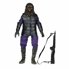 "Planet of the Apes Clothed 8"" Figure Classic Gorilla Soldier Neca"
